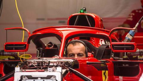 Ferrari retrovisores