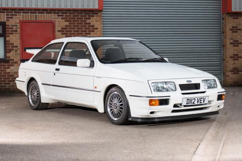 Ford Sierra Cosworth RS500 número 1