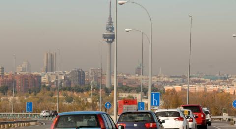Madrid doble gases invernadero
