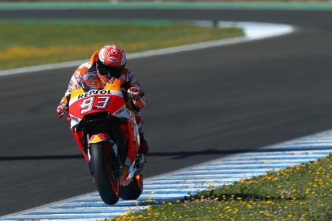 Marc Márquez logra la victoria en la Carrera MotoGP Jerez 2018