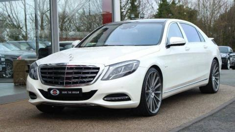 Mercedes-Maybach S600 Hamilton