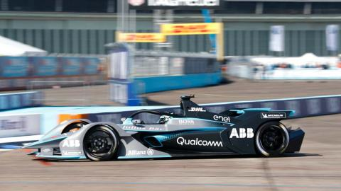 Nico Rosberg Fórmula E