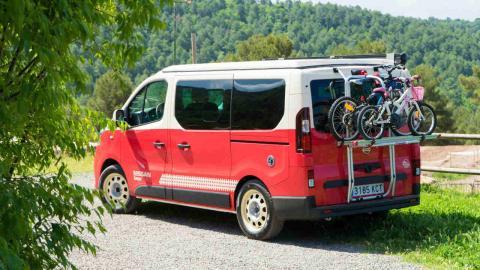 Nissan NV Camper