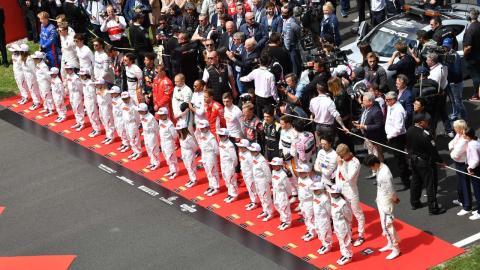 Parrilla GP España
