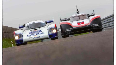 Porsche en Nürburgring