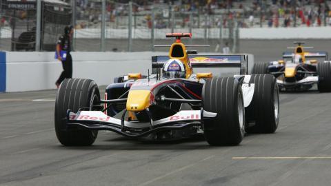 Red Bull F1 2005