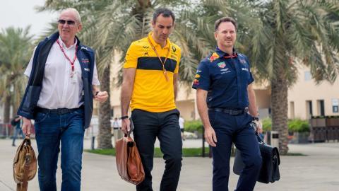 Red Bull y Honda