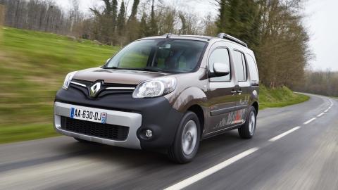 Rivales Renault Kangoo