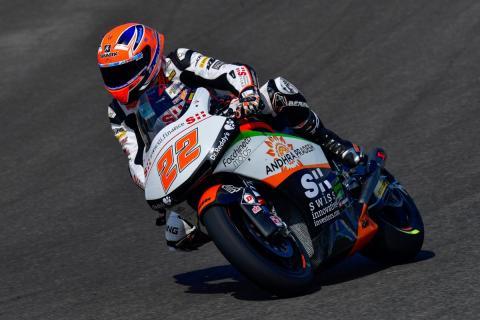Sam Lowes domina los Libres Moto2 Le Mans 2018