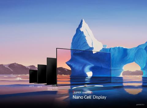 TV SUPER UHD Nanocell de LG