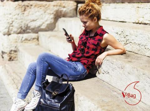 V-Bag V by Vodafone