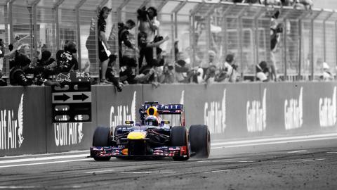 Victoria Sebastian Vettel Red Bull