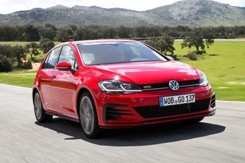 Volkswagen Up GTI vs Polo GTI y Golf GTI