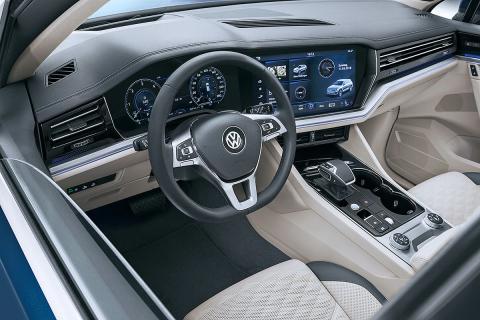 Volkswagen Touareg. Lo probamos