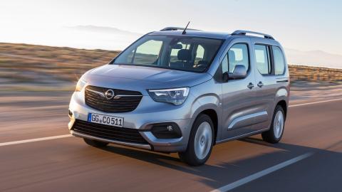 5 grandes cambios Opel Combo 2018