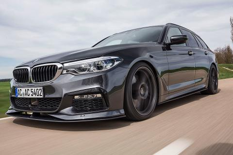 BMW Serie 5 touring de Ac Schnitzer