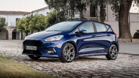 Cambios Ford Fiesta 2018