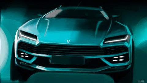 Copia china del Lamborghini Urus