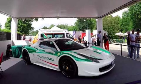 Ferrari de la mafia