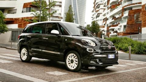 Fiat Salón París 2018