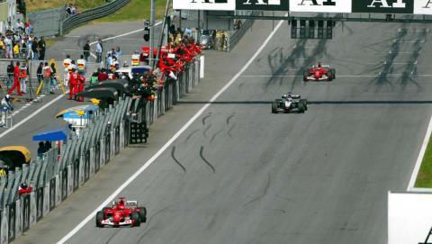 GP Austria 2003