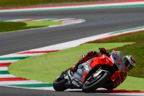 Jorge Lorenzo encabeza los Libres MotoGP Catalunya 2018