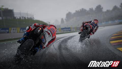 MotoGP 18, juego de motos
