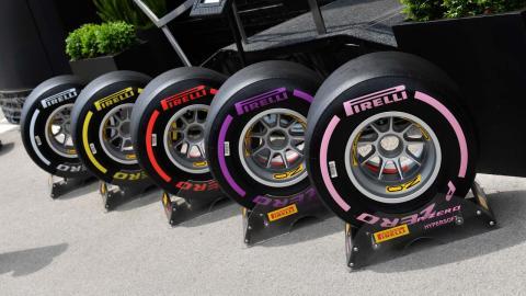 Neumáticos Pirelli Barcelona