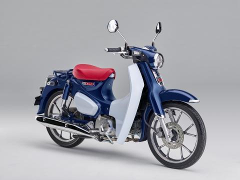 Nuevo Honda Super Cub C125