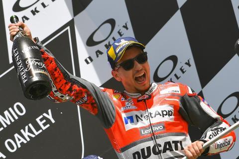 OFICIAL: Jorge Lorenzo ficha por Honda