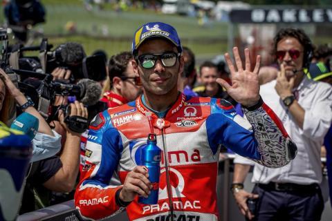 Petrucci ficha por Ducati oficial