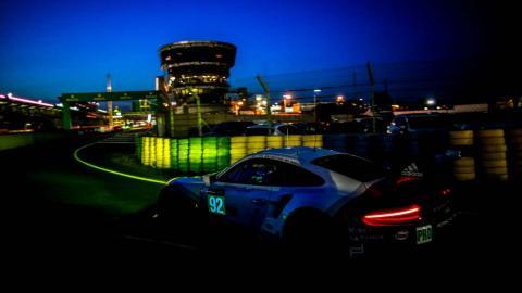 Porsche 24 Horas de Le Mans
