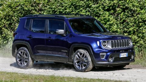 Prueba Jeep Renegade 2019 (lateral)