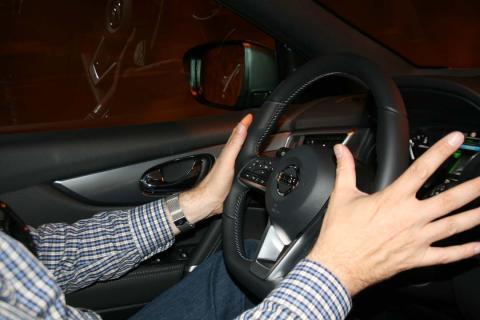 Prueba Nissan ProPilot Qashqai 2018