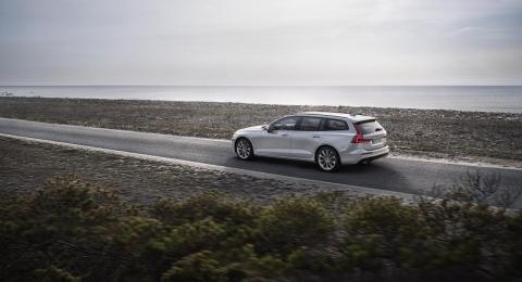 Prueba Volvo V60 2018
