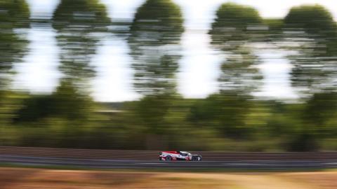 Toyota en las 24 Horas Le Mans 2