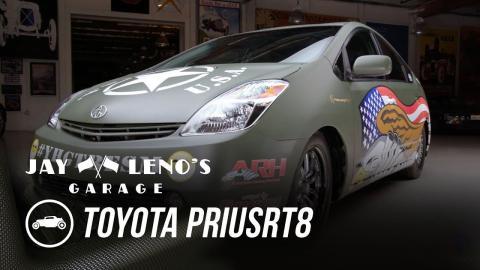 Toyota PriusSRT8