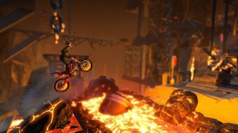 Trials Fusion, videojuego de motos