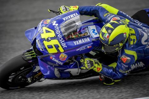 Valentino Rossi se hace con la pole en la Clasificación MotoGP Mugello 2018