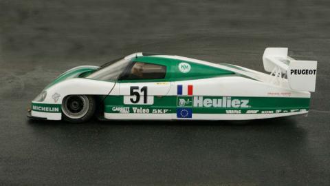 WM 88 Peugeot