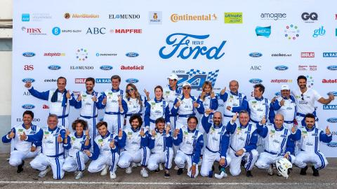 24 Horas Ford 2018