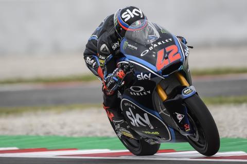 Bagnaia gana la Carrera Moto2 Assen 2018