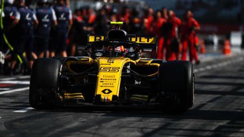 Carlos Sainz clasificación