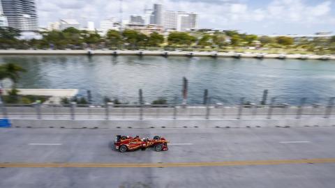 Carrera Fórmula E Miami
