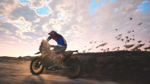 Dakar 2018 en moto