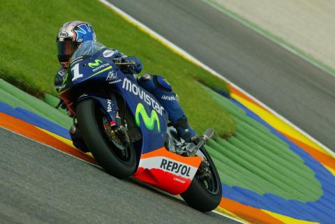 Dani Pedrosa 250cc