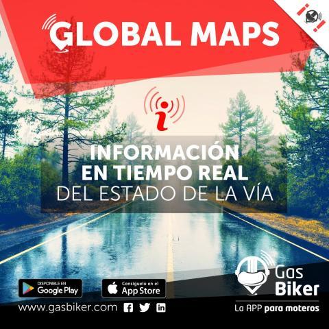 Gas Biker, app de seguridad para motoristas