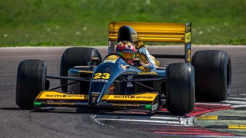 Minardi 191B F1 1992