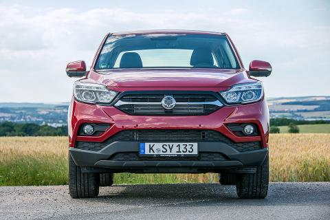 Nuevo SsangYong Musso 2018