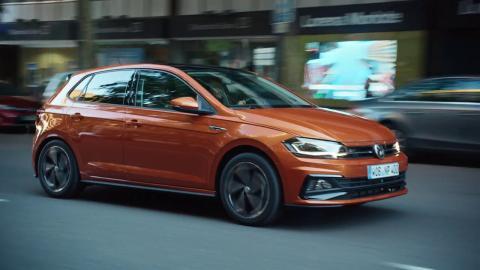 anuncio prohibido del Volkswagen Polo